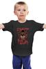 """Детская футболка """"Five Nights at Freddy """" - пять ночей у фредди, five nights at freddy's"""