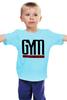 """Детская футболка """"GYM ULTIMATE"""" - gym, мотивация, сила, стремление, спортзал"""