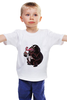 """Детская футболка классическая унисекс """"Fat Venom"""" - venom, обжорство, веном"""