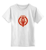 "Детская футболка классическая унисекс ""Moto Retro Cafe"" - ретро, мото, motorcycle, bike, moto, кафе"