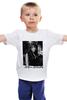 """Детская футболка классическая унисекс """"Софи Марсо """" - софи марсо, sophie marceau"""