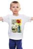 """Детская футболка классическая унисекс """"King Pong"""" - losadleras, los adleras, kotashi"""