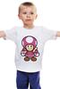 """Детская футболка классическая унисекс """"Toadette (Mario)"""""""