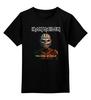 "Детская футболка классическая унисекс ""Iron Maiden Band"" - heavy metal, iron maiden, хэви метал, eddie, nwobhm"