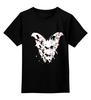 """Детская футболка классическая унисекс """"Бабочка ангела смерти"""" - бабочка, ангел, смерть, алина макарова"""