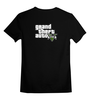"""Детская футболка классическая унисекс """"GTA 5"""" - gta, игры, gta 5"""