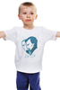 """Детская футболка классическая унисекс """"Шерлок и Ватсон"""" - sherlock, шерлок, ватсон, baker street"""