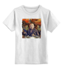 """Детская футболка классическая унисекс """"Политический Юмор"""" - ссср, революция, ленин, россия, вор в законе"""
