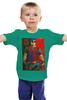 """Детская футболка """"Expendables III Stallone colors"""" - неудержимые, expendables, сильвестр сталлоне, stallone, kinoart"""