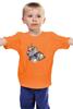 """Детская футболка классическая унисекс """"Доктор Кто (Doctor Who)"""" - doctor who, доктор кто, кеды"""