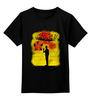 """Детская футболка классическая унисекс """"Sheldon Bazinga"""" - шелдон, спок, теория большого взрыва, бугагашенька, big bang theory"""