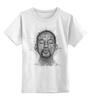 """Детская футболка классическая унисекс """"Will Smith"""" - хип хоп исполнитель, will smith, актёр, кино, уилл смит"""
