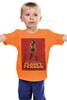 "Детская футболка ""Planet Terror yellow"" - tarantino, квентин тарантино, planet terror, планета страха, rodriguez"