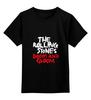 """Детская футболка классическая унисекс """"The Rolling Stone wear"""" - рок-н-ролл, the rolling stones"""