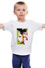 """Детская футболка """"Леди Гага (Lady Gaga)"""" - lady gaga, леди гага"""