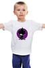 """Детская футболка классическая унисекс """"Evil Minion"""" - гадкий я, злой миньон, evil minion"""