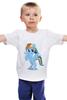 """Детская футболка """"Rainbow Dash"""" - pony, mlp, rainbow"""