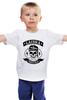 """Детская футболка классическая унисекс """"La Coka Nostra"""" - hip hop, la coka nostra, хип-хоп, lcn"""
