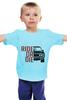 """Детская футболка классическая унисекс """"Furious 7"""" - форсаж, ride or die, пол уокер, furious 7"""