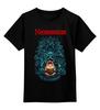 """Детская футболка классическая унисекс """"Necronomicon"""" - evil dead, некрономикон, necronomicon, книга мёртвых, зловешие мертвецы"""