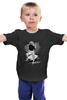 """Детская футболка классическая унисекс """"Мэрилин Монро (Marilyn Monroe)"""" - мэрилин монро, marilyn monroe"""