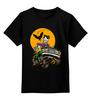 """Детская футболка классическая унисекс """"Джокер (Joker)"""" - joker, batman, джокер, бэтмен, dc"""
