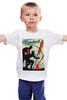 """Детская футболка """"ретро фейверки"""" - ретро, дизайн, стильно, новое, фейверк"""