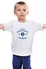 """Детская футболка классическая унисекс """"Футболка женская ВШЭ"""""""