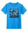 "Детская футболка классическая унисекс ""KISS Monster - Staley Leads"" - рок, monster, kiss, метал"