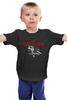 """Детская футболка классическая унисекс """"The Witcher 3"""" - ведьмак, the witcher, the witcher 3"""