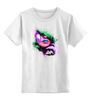 """Детская футболка классическая унисекс """"Рианна"""" - арт, rihanna, рианна"""