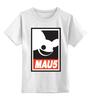 """Детская футболка классическая унисекс """"Deadmau5"""" - dj, deadmau5, диджей, дэдмаус"""