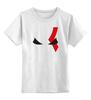 """Детская футболка классическая унисекс """"Кратос (Бог Войны)"""" - кратос, бог войны"""