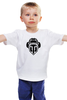 """Детская футболка классическая унисекс """"World of Tanks #7"""" - games, игры, игра, game, стиль, логотип, world of tanks, танки, wot, tanks"""