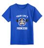 """Детская футболка классическая унисекс """"Принцесса из Алладина (Фитнес)"""" - fitness, princess, принцесса, приседания, фитнес"""