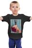 "Детская футболка классическая унисекс ""Супермен (и тд)"" - виски, girl, tattoo, тату, whiskey"
