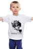 """Детская футболка классическая унисекс """"Syd Barret Shine on"""" - рок, pink floyd, syd barret, сид барретт, shine on"""