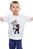 """Детская футболка """"...Бессмертный пони                     """" - прикол, арт, юмор, смешные, стиль, прикольные, pony, пони, про работу, смешное про работу"""