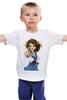 "Детская футболка ""Suzumiya Haruhi (OBEY)"" - аниме, анимэ, подчинись, suzumiya, haruhi"