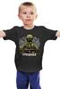"""Детская футболка """"Спецназ              """" - россия, путин, putin, патриотическая, спецназ, вежливые люди"""