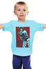 """Детская футболка """"Sin City / Город Грехов"""" - ню, джессика альба, sin city, город грехов, kinoart"""