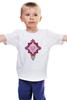 "Детская футболка ""My Little Pony - герб Pinkie Pie (Пинки Пай)"" - праздник, шарики, mlp, пони, кекс"
