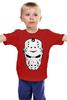 """Детская футболка классическая унисекс """"Iron Man x Friday 13"""" - пятница 13, железный человек, джейсон, маска джейсона, slasher"""