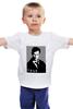 """Детская футболка """"Настоящий детектив (True Detective)"""" - true detective, настоящий детектив"""