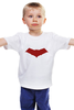 """Детская футболка """"Красный колпак (Red Hood)"""" - batman, бэтмен, красный колпак, red hood"""