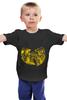 """Детская футболка """"свитшот wu tang clan"""" - стиль, ny, hip hop, wu tang clan, nyc"""