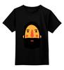 """Детская футболка классическая унисекс """"Борода IX"""" - борода, усы, beard, mustache"""