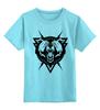 """Детская футболка классическая унисекс """"Злой Медведь"""" - bear, медведь"""