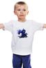 """Детская футболка """"Luna the princess"""" - pony, mlp, luna"""