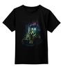 """Детская футболка классическая унисекс """"Доктор Кто"""" - абстракция, doctor who, tardis, доктор кто, тардис"""